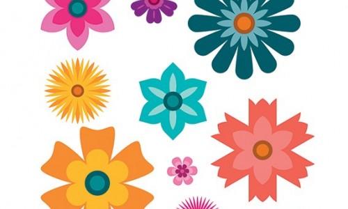 Fleurs Hippies