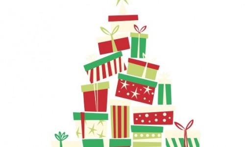 Sapin en Cadeaux