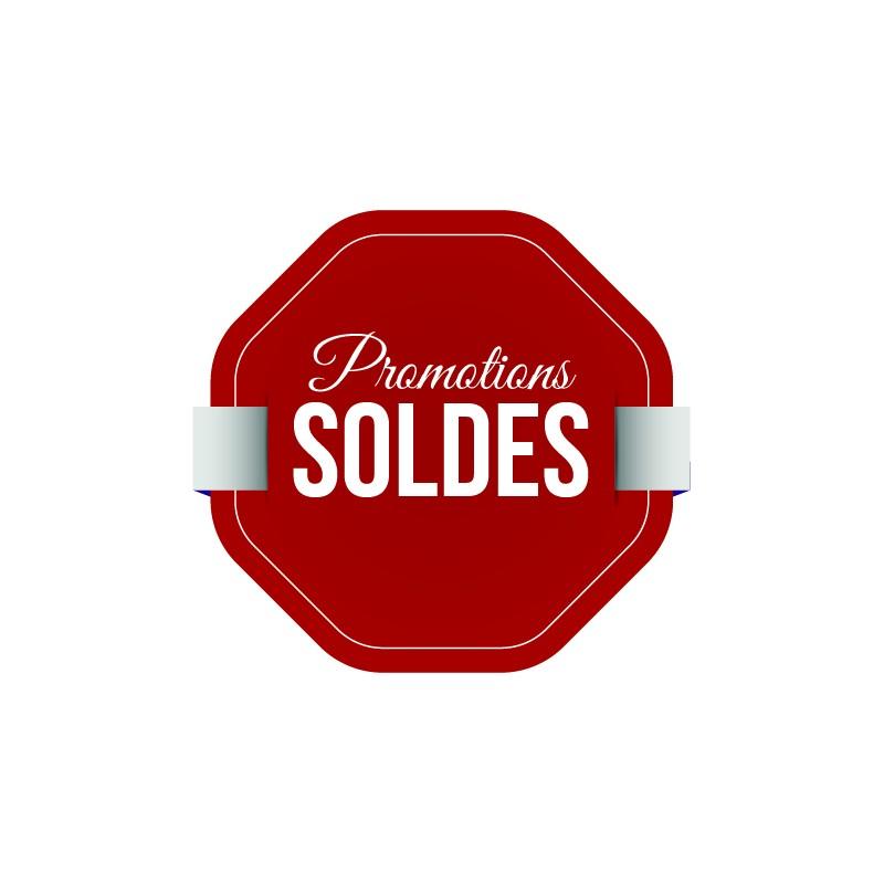 Soldes Rouge