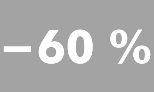 -60% futura