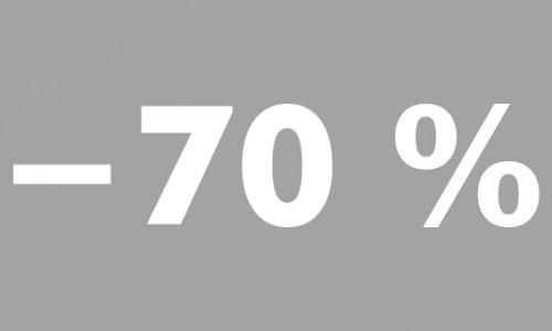 -70% futura