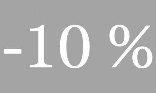 -10% georgia
